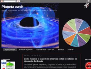 planetawebcash.blogspot.com.ar screenshot