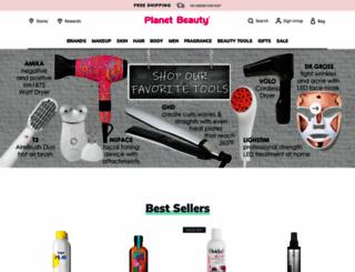 planetbeauty.com screenshot