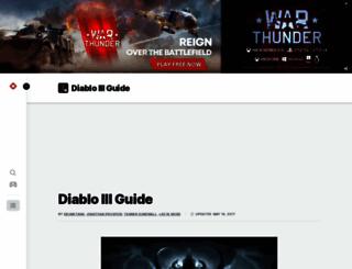planetdiablo.com screenshot