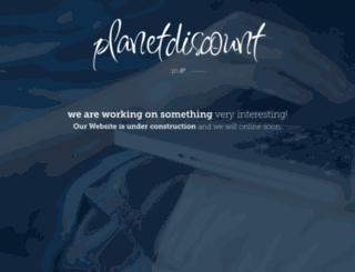 planetdiscount.in screenshot