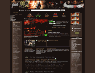 planetdoom.gamespy.com screenshot