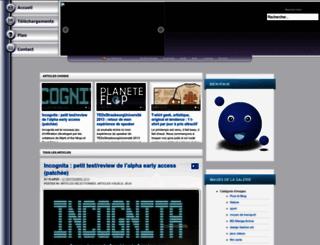 planete-flop.fr screenshot