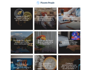 planetepeople.com screenshot