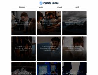 planetepeople.com screenshot