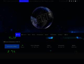 planetfm.com.br screenshot