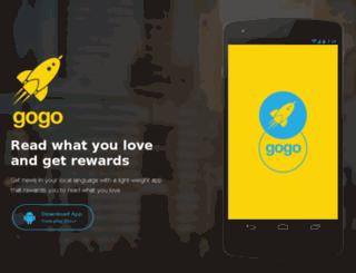 planetgogo.com screenshot