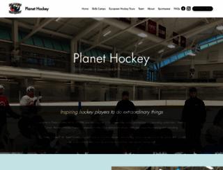 planethockey.com screenshot