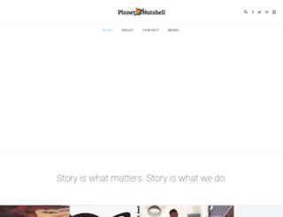 planetnutshell.com screenshot