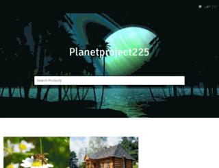 planetproject225.com screenshot