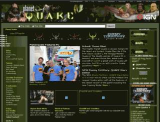 planetquake.gamespy.com screenshot