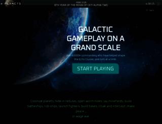 planets.nu screenshot