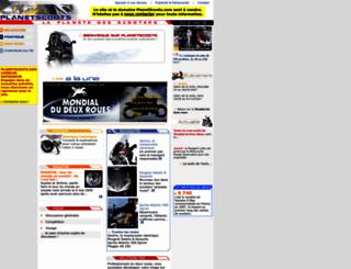 planetscoots.online.fr screenshot