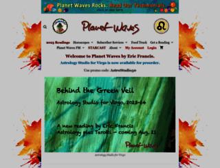 planetwaves.net screenshot