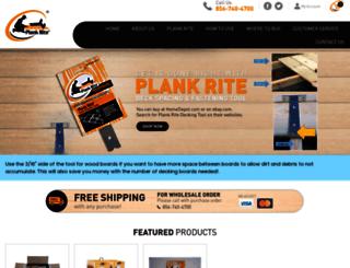 plankrite.com screenshot