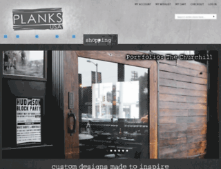 planksusa.com screenshot