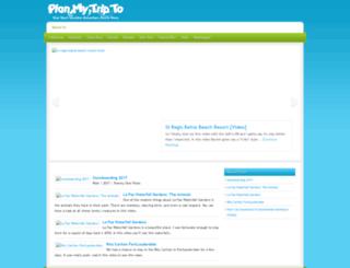 planmytripto.com screenshot