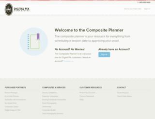 planner.dpcpix.com screenshot
