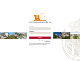planning.u-bourgogne.fr screenshot
