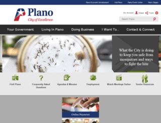 planotx.org screenshot