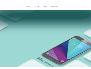 plans.boostmobile.com screenshot