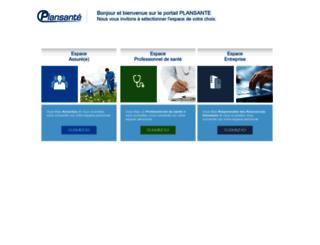 plansante.com screenshot