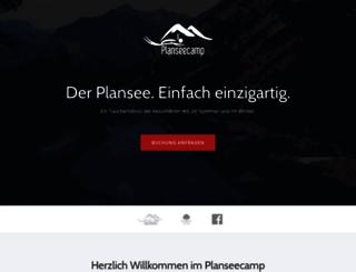 planseecamp.de screenshot