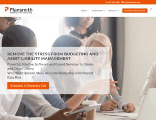 plansmith.com screenshot