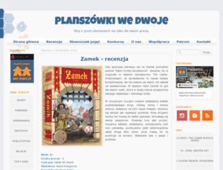 planszowki.blogspot.com screenshot