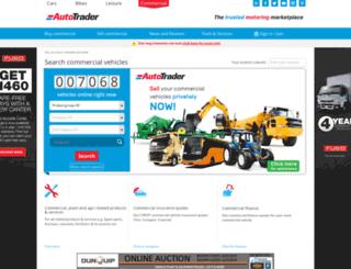 plant.autotrader.co.za screenshot
