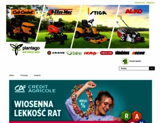 plantago.pl screenshot