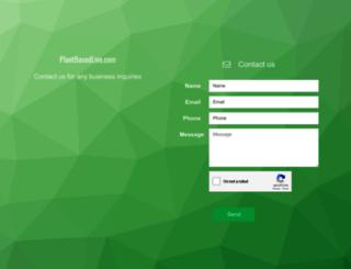 plantbasedlive.com screenshot