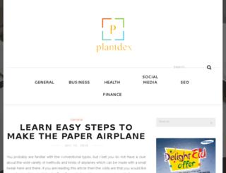 plantdex.com screenshot