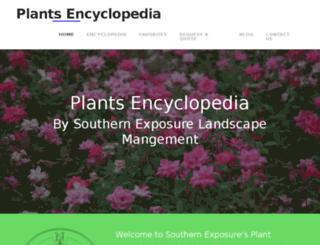 plants.wemakedirtlookgood.com screenshot