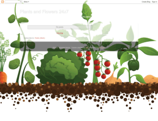 plants24x7.blogspot.com screenshot