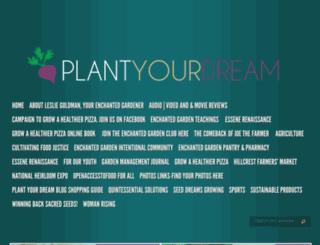 plantyourdream.net screenshot