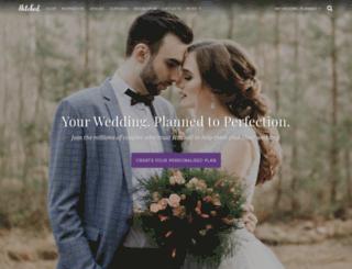 planyourperfectwedding.com screenshot