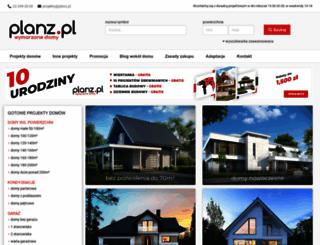 planz.pl screenshot