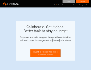 planzone.com screenshot