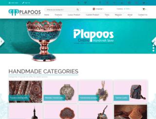 plapoos.com screenshot