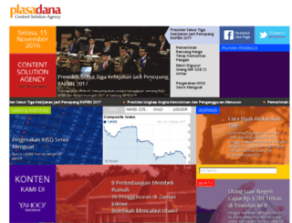plasadana.com screenshot