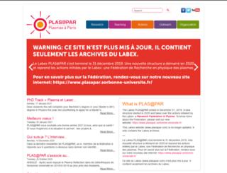plasapar.com screenshot
