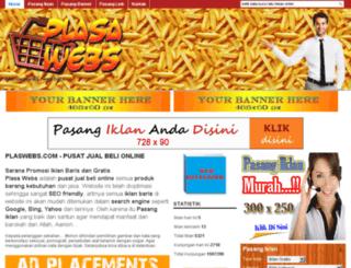 plasawebs.com screenshot