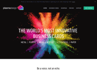 plasmadesign.co.uk screenshot