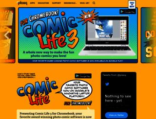 plasq.com screenshot