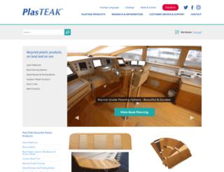plasteak.com screenshot