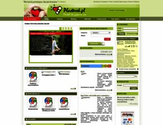 plasterek.pl screenshot