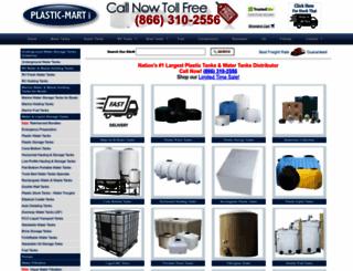 plastic-mart.com screenshot