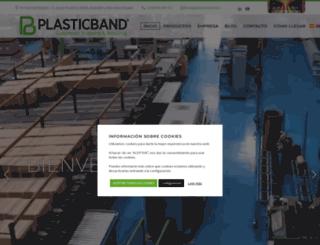 plasticband.com screenshot