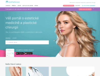 plasticka-chirurgie.info screenshot