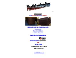 plasticlumbers.com screenshot
